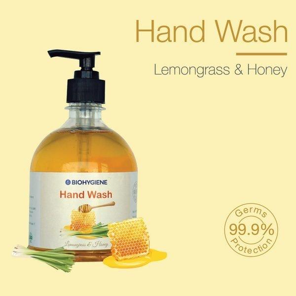 Hand Wash- Lemon Grass & Honey 500 Pack