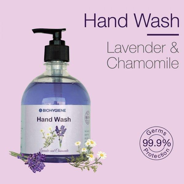 Hand Wash - Levender & Chamomile - 500ml